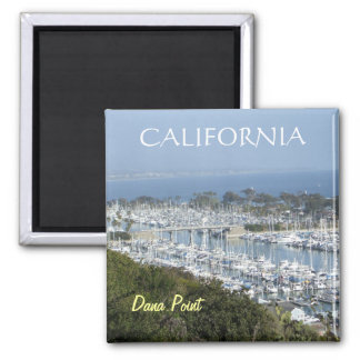 Dana Point marina magnet