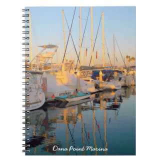 Dana Point Marina Notebook