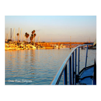 Dana Point Marina Postcard
