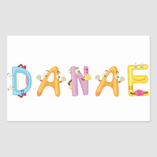 Danae Sticker