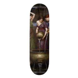 Danaides John William Waterhouse Skate Board Decks