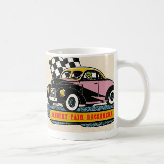 Danbury Fair Racearena Coupe Modified SNYRA Logo Coffee Mug