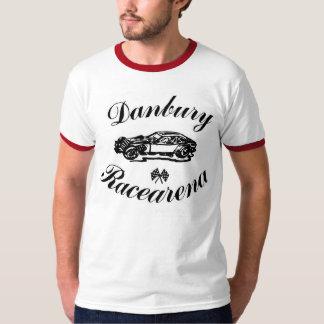 Danbury Fair Racearena SNYRA Auto Racing RETRO 50s T-Shirt