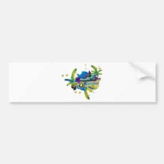 Dance4Life Carnival Bumper Sticker