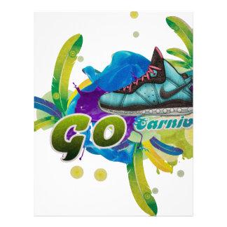 Dance4Life Carnival Letterhead