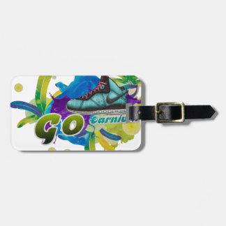 Dance4Life Carnival Luggage Tag