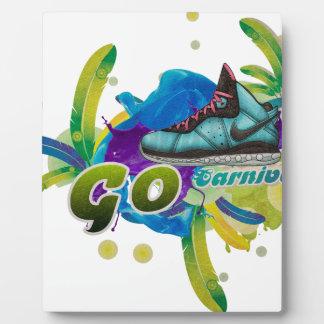 Dance4Life Carnival Plaque