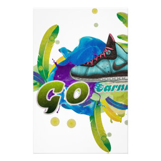 Dance4Life Carnival Stationery