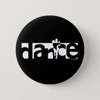 Dance 2 Inch Round Button