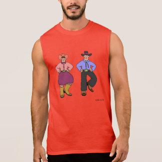 Dance 49 sleeveless shirt