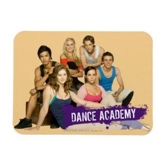 Dance Academy Cast Rectangular Photo Magnet