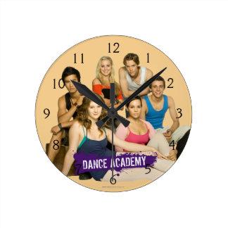 Dance Academy Cast Wallclock