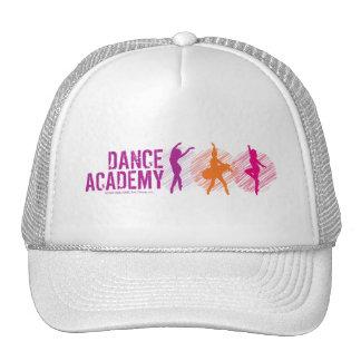 Dance Academy Color Dancers Logo Trucker Hat
