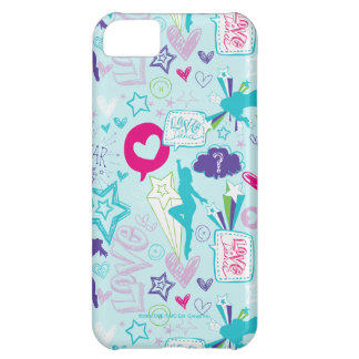 Dance Academy Pattern Case For iPhone 5C