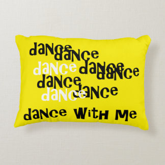 Dance Accent Cushion by DAL