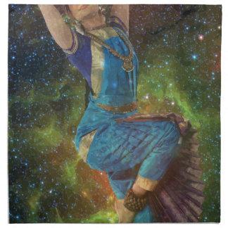 dance across the universe napkin