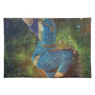 dance across the universe placemat
