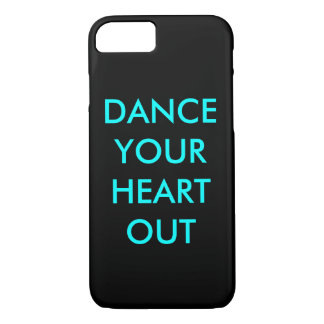 DANCE ALL DAY iPhone 8/7 CASE