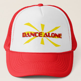 Dance Alone Trucker Hat