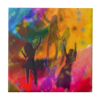 Dance and party tiles