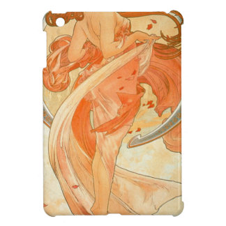 """Dance"" -  Art Nouveau - Alphonse Mucha Case For The iPad Mini"