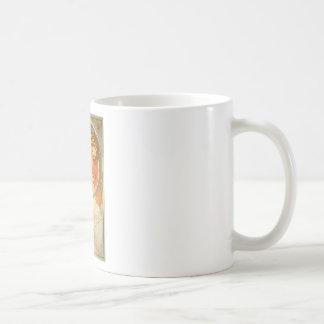 """Dance"" -  Art Nouveau - Alphonse Mucha Coffee Mug"