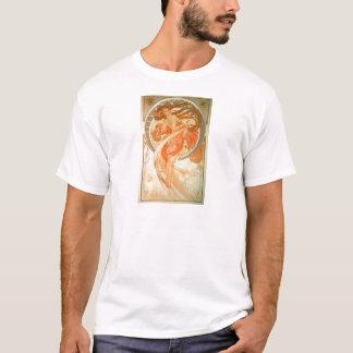 """""""Dance"""" -  Art Nouveau - Alphonse Mucha T-Shirt"""