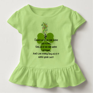 Dance As If No One Were Watching ... Toddler T-shirt