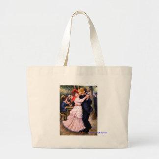 Dance at Bougival handbag Jumbo Tote Bag