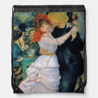 Dance at Bougival Renoir Fine Art Cinch Bags