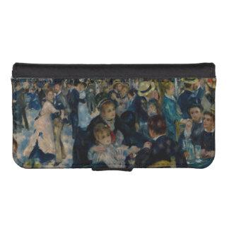 Dance at Le Moulin de la Galette by Renoir iPhone SE/5/5s Wallet Case