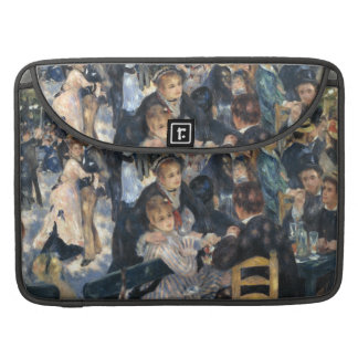Dance at Le moulin de la Galette, Renoir Sleeve For MacBooks