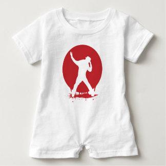 Dance Baby Romper