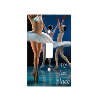 Dance Ballet Light Switch Cover