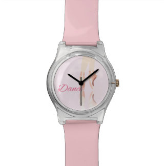 Dance Ballet Slippers Wristwatch