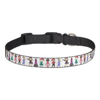 DANCE Ballet Tap Jazz Acro Hip Hop Lyrical Dancers Pet Collar