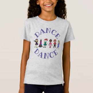 DANCE Ballet Tap Jazz Acro Hip Hop Lyrical Dancers T-Shirt