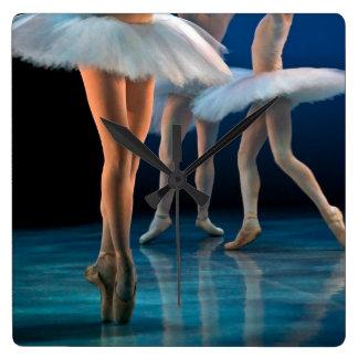Dance Ballet Wallclock
