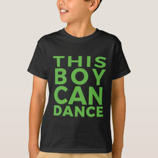 Dance Boy T-Shirt