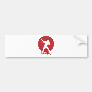 Dance Bumper Sticker