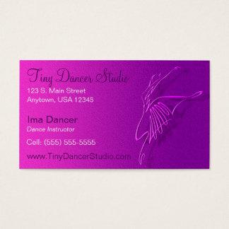 Dance Business Card