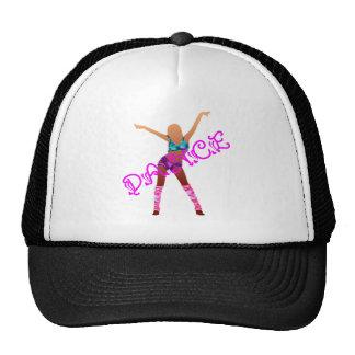 Dance cap trucker hat