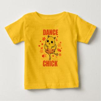 Dance Chick Toddler T-shirt (customizable)