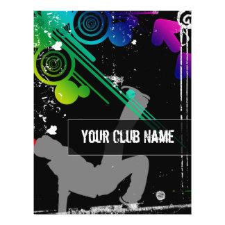 Dance Club Party Flyer