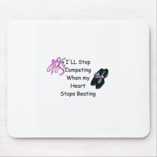 Dance Competition Mouse Pad