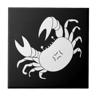 Dance crab tile