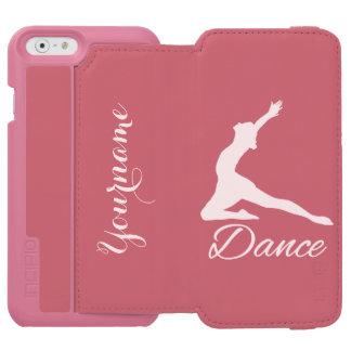 DANCE custom wallet cases Incipio Watson™ iPhone 6 Wallet Case