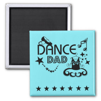 Dance Dad Magnet