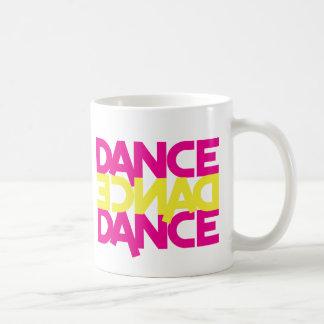 dance dance dance mugs