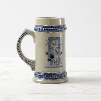 Dance Dance Industrial Revolution Beer Stein
